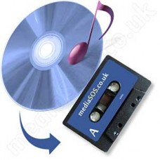 Convert Audio CD to tape
