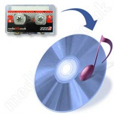 Mini-cassette Tape to CD