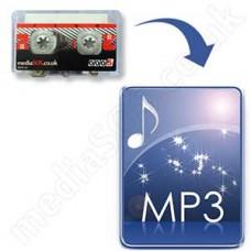 Mini-cassette Tape to MP3 Disc