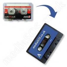 Mini-cassette Tape to Audio Tape