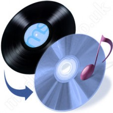Vinyl to CD (vinyl records transfer)
