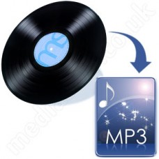 Vinyl to MP3 Disc (vinyl records)