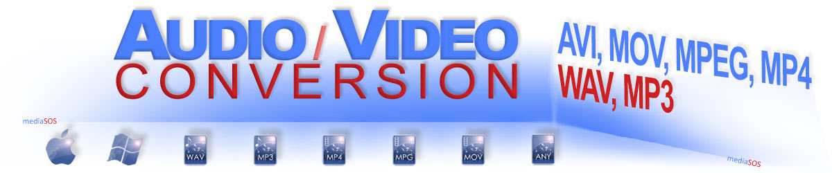 Audio and Video Conversion