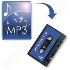 Convert MP3 to Audio Tape