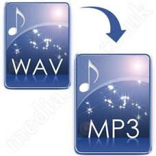 Convert WAV to MP3 Disc