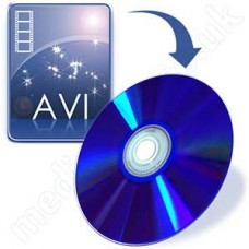 Convert AVI to DVD