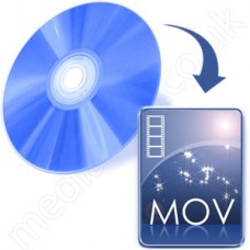 Blu-ray to MOV Disc (QuickTime)