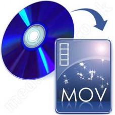 DVD to MOV Disc (QuickTime)