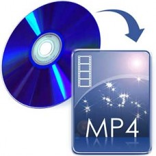 DVD to MP4 Disc (Apple/PC)