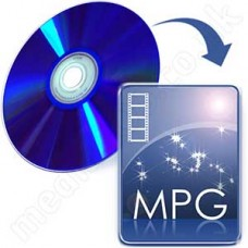 DVD to MPEG 2 Disc (PC)