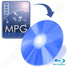 Convert MPG/MPEG to Blu-ray