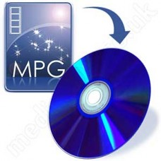 Convert MPG/MPEG to DVD
