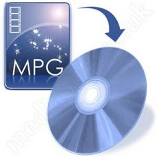 Convert MPG/MPEG 2 to CD/VCD