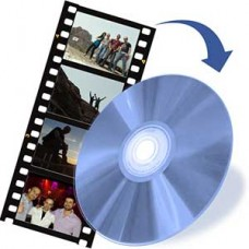 35mm film Scanning to CD/DVD