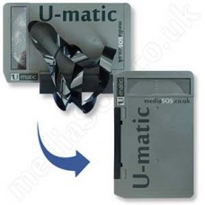 U-matic Tape Repair Restoration