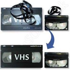 Video Tape Repair Restoration