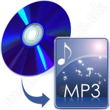 Rip DVD to MP3 Disc