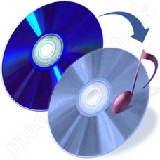 Rip DVD to Audio CD