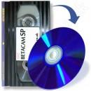Betacam to DVD (Betacam SP/S)