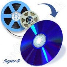 Silent Super 8 to DVD HQ