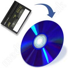 Mini DV to DVD (camcorder video tape)