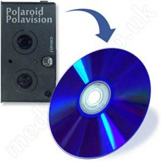 Polaroid Polavision to DVD (with sound)