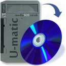 U-matic to DVD/MP4 (Umatic SP/S Tape)