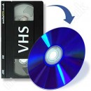 Convert VHS to DVD (VCR Tape)